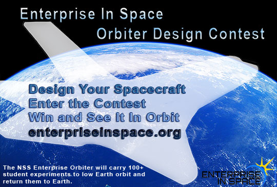 NSS Enterprise in Space Orbiter Design Contest