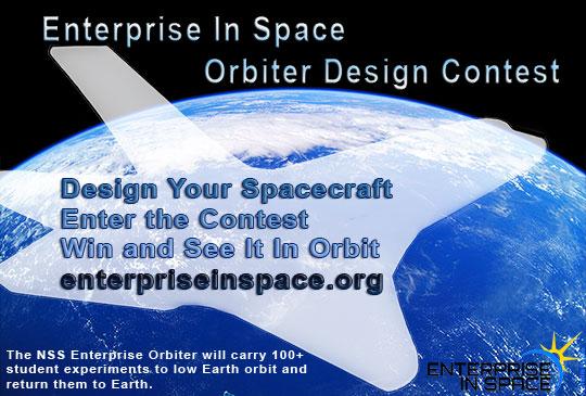 NSS Enterprise in Space Orbiter Design Contest