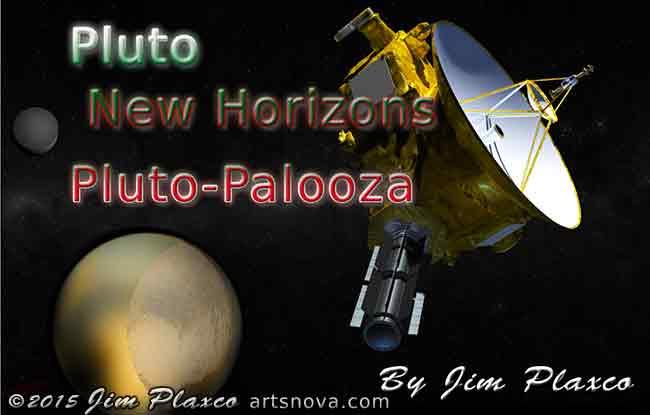 New Horizons mission to Pluto talk