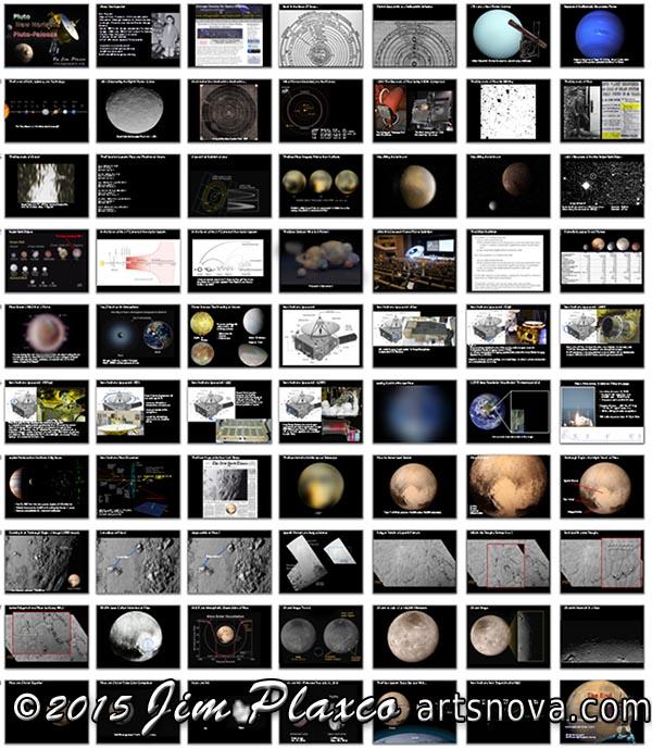 Pluto New Horizons Pluto-Palooza talk