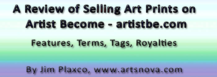 A Review of Selling Art on Artist Become
