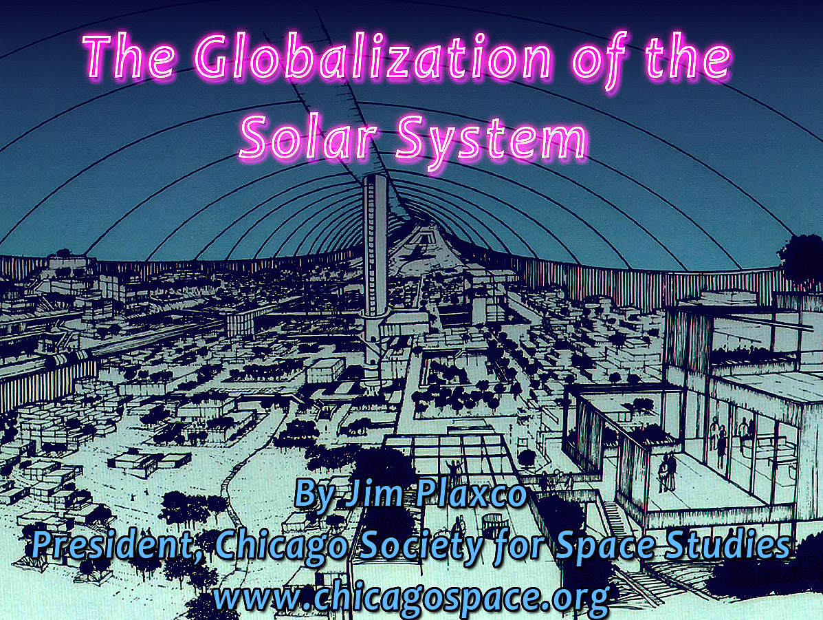 The Globalization of the Solar System Presentation