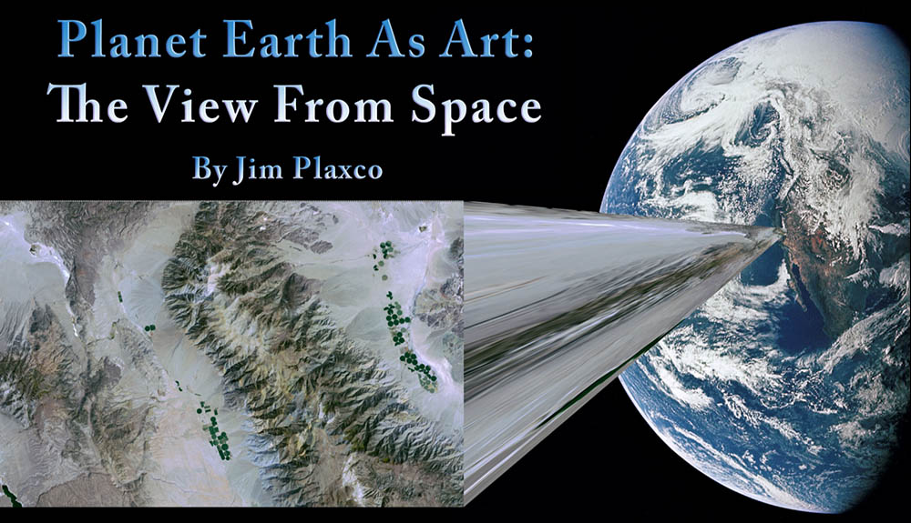 Planet Earth As Art: The View From Space Program