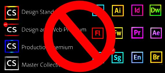 Adobe CS6 Alternatives