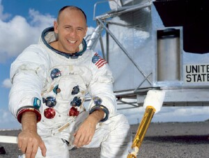 Official NASA Portrait of Apollo 12 Astronaut Alan Bean