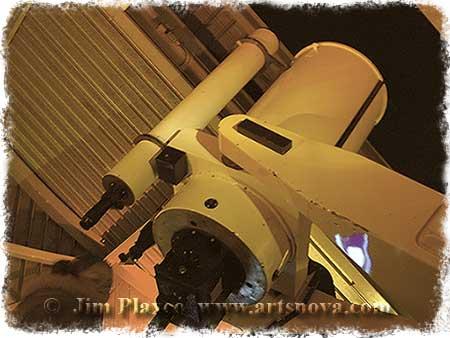 Doane Observatory Telescope
