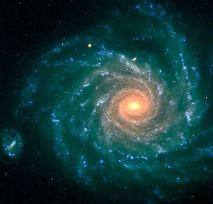 ESO photo of Spiral galaxy NGC 1232