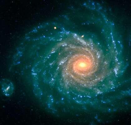 ESO photo of Spiral galaxy NGC 1232