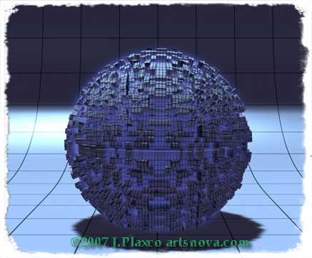 Puzzle Sphere Submitted to The Sphere Project