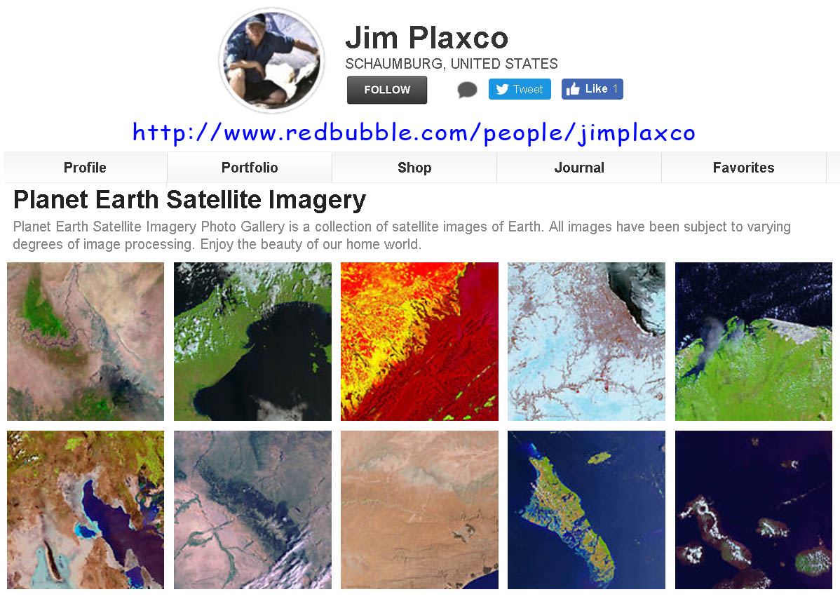 Satellite Images of Planet Earth Gallery on Redbubble