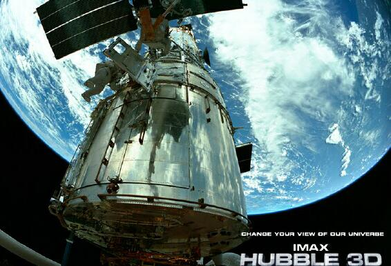 Hubble 3D IMAX movie
