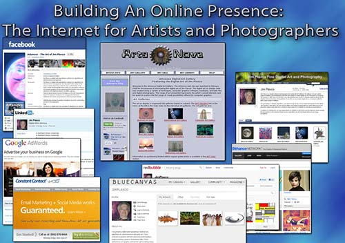 Building an Online Presence: The Internet for Artists and Photographers Class