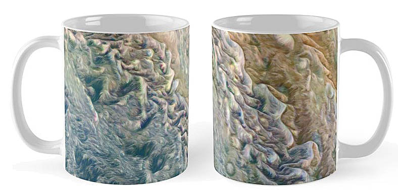 Jupiter Coffee Cup