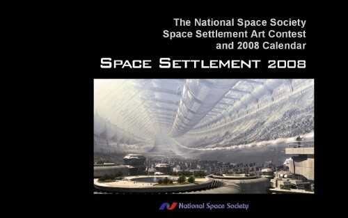 The National Space Society Space Settlement Art Contest