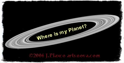 Planet Rings but no Planet